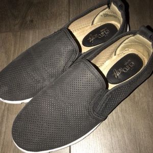 Eurosoft by Softt Black Comfy Shoes Size 7